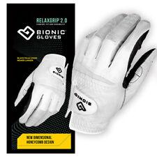 Bionic Golf Glove - RelaxGrip 2.0- Mens Left Hand - Medium - All Weather