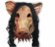 Pig Mask with Kunsthaaren - Perfect for Carnival, Carnival & Halloween