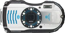 Pentax Waterproof Digital Camera Pentax Wg-3 White Bull 1Cm Macro Macro Stan F/S
