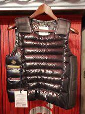Moncler x Pharrell Williams Keita Sugiura Bullet Proof Gilet Vest Black Size 2