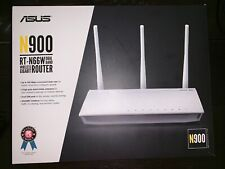 Asus N900 RT-N66W Dual Band Wireless Gigabit Router Wifi 450mbps HighSpeed 4port