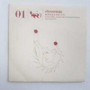 ETIENNE DAHO : RETOUR A TOI ╚  CD Single Promo ╝