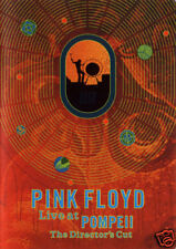 Pink Floyd Live at Pompeii cult movie poster print #2