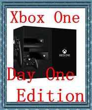 ★★Brand NEW Microsoft Xbox One - 500 GB Black Console - DAY ONE Edition★★