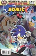 Archie Comics SONIC X #3 (2005)
