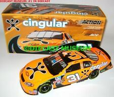 JEFF BURTON #31 CINGULAR WIRLESS 1/24 288 MADE RARE!!!!