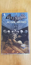 BATMAN: ARKHAM UNHINGED VOL 4~ DC HARDCOVER NEW SEALED