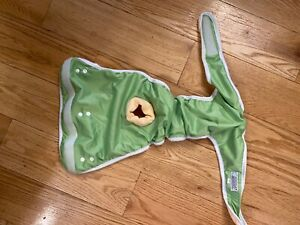 Washable/Reusable fabric dog diapers size large