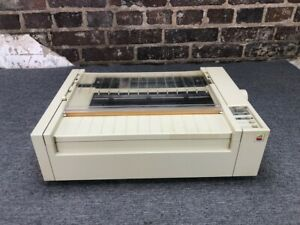 Apple A9M0303 Dot Matrix Printer for Apple II/IIe/PLUS Computer