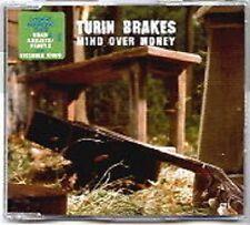 TURIN BRAKES Mind Over 2 UNRELEASE & VIDEO UK CD Single SEALED USA Seller SEALED