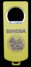 Singha Beer Thailand Plastic Bottle Opener