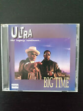 Ultra - Big Time / Kool Keith Tim Dog / Album CD / Rare Classic Hip Hop Rap