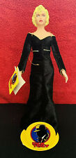 Vintage Madonna Mahoney. Dick Tracy Doll By Applause *10� Recalled )Has Nipples)