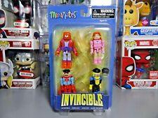 Invincible Minimates Image Comics