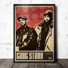 Gang Starr Hip Hop Art Poster Rap Music Guru Run DMC