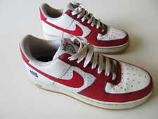 Boy's NIKE 'Air Force 1 Lebron James' Sz 6 US Shoes Maroon | 3+ Extra 10% Off