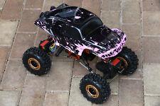 Custom Buggy Body Muddy Pink for Redcat Rockslide / Everest 1/10 Crawler