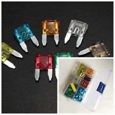 120 car small blade fuse assembly zinc alloy blade seven specifications gift box