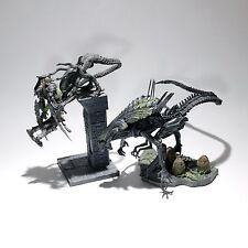 Mcfarlane Alien vs Predator Playsets (Queen, Alien attacks Predator) (Pre-NECA)