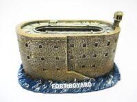 Fort Boyard Festung Atlantik Frankreich Poly Modell 12 cm kleiner Fehler