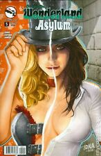 Grimm Fairy Tales Presents Wonderland Asylum 5 Cover A - NM+ or better!