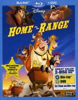 Home on the Range [New Blu-ray] Dubbed, Subtitled