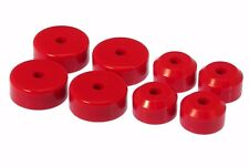 Prothane 1955-1957 Chevy Bel Air Motor Mount Kit 263 / 283 V8 Engine Only (Red)