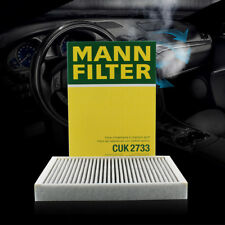 For Volvo Cabin Air Filter S80 V70 XC60 XC70 MANN OEM CUK 2733