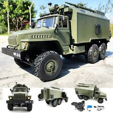 WPL B36 Ural 1:16 6WD 2.4G Electric RC Crawler Army Car Off Road Military Truck
