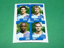 N°447 GAUVIN DUCROCQ DIARRA LE HAVRE D2 PANINI FOOT 2005 FOOTBALL 2004-2005