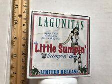 BEER TAP HANDLE LAGUNITAS LITTLE SUMPIN' LIMITED RELEASE