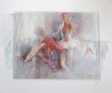 Willem Haenraets Dancer Poster Kunstdruck Bild 50x60cm - Kostenloser Versand