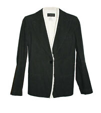 ann demeulemeester blazer size 36 90s VINTAGE early piece 2000s collector item