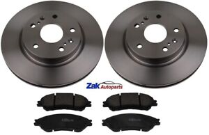 FOR SUZUKI SX4 S-CROSS 2012-2019 ALL MODELS FRONT BRAKE DISCS & PADS SET NEW