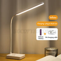 30LED USB Dimmable LED Table Desk Night Light Eye-Caring Working Reading Lamp