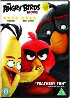 The Angry Birds Film (2016) DVD Nuovo/Sigillato