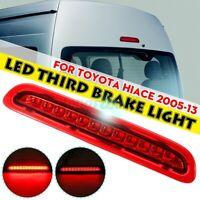 LED Third Rear Tail High Mount Brake Light For Toyota HiAce HiAce/Commuter 05~13