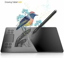 VEIKK Drawing Tablets A50 Graphic Tablet - 8192 Levels Pressure - Passive Pen