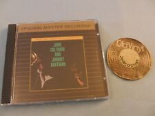 MFSL CD JOHN COLTRANE and JOHNNY HARTMAN 24KT Gold USA | NM