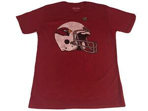 Arizona Cardinals Junk Food NFL Shirt Red Size Small