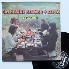 "LP Catherine Ribeiro + Alpes   ""Ame debout"""