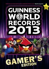Guinness World Records 2013 Gamer's Edition by Guinness, Acceptable Used Book (P