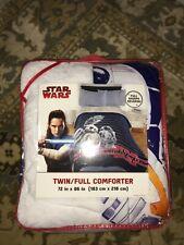 Star Wars R2-D2 Bb8 Sherpa Twin/Full Blanket Comforter 72� x 86�