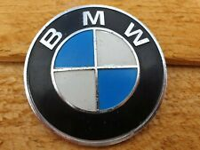 BMW E9 Boot Badge Genuine Used Part 70mm
