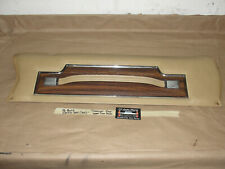 76 Buick Electra 225 4 Dr RIGHT PASS REAR UPPER DOOR PANEL & PULL STRAP HANDLE