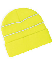 Fitted Beanie Hats for Men
