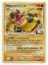 Pokemon Hippoterus Hippowdon German Card 42/111 Rising Rivals 2009