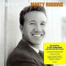 The Essential Marty Robbins by Marty Robbins (CD, Jun-2005, 4 Discs, Columbia (USA))