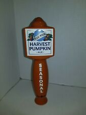 "Shock Top Pumpkin Wheat Tap Beer Handle KEG  Bar Pub Game Room Large 13/"" New NIB"