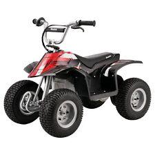 Razor Dirt Quad ATV Battery Powered Riding Toy, Black